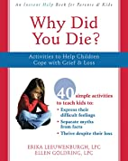 Why Did You Die?: Activities to Help…