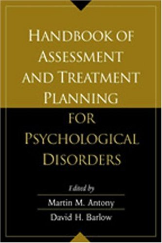handbook-of-assessment-and-treatment-planning-for-psychological-disorders