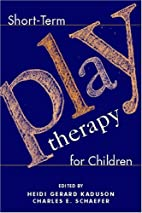 Short-Term Play Therapy for Children by…