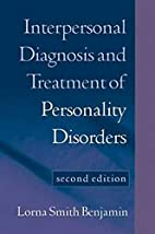 Interpersonal Diagnosis and Treatment of…
