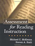 Assessment for Reading Instruction, Second…