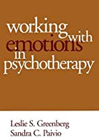 Working with Emotions in Psychotherapy…