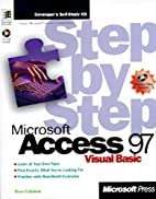 Microsoft Access 97 Visual Basic Step by…