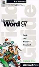 Microsoft Word 97: Field Guides (Pocket…