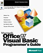 Microsoft Office 97 Visual Basic…
