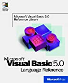 Microsoft Visual Basic 5.0 Language…