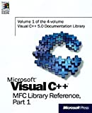 Microsoft Corporation: Microsoft Visual C++ Mfc Library Reference