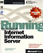 Running Microsoft Internet Information…