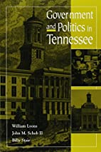 Government and Politics in Tennessee by…