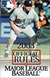 Ncaa: The Official Rules of Major League Baseball 2003
