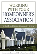 Working with Your Homeowner's Association: A…