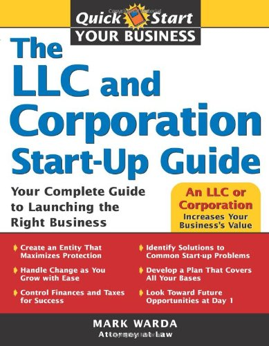 the-llc-and-corporation-start-up-guide-quick-start-your-business