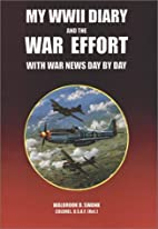My WWII Diary and the War Effort With War…