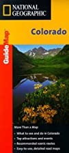 Colorado by National Geographic Society