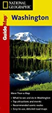 National Geographic Guide Map: Washington by…
