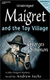Simenon, Georges: Maigret and the Toy Village