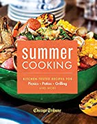 Summer Cooking: Kitchen-Tested Recipes for…