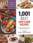 1,001 Best Low-Carb Recipes: Delicious,…