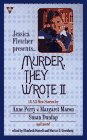 Anne Perry: Jessica Fletcher Presents Murder, They Wrote ll