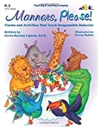 Manners, Please! : Poems & Activities That…