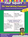 Gould, Judith: Four Square The Total Writing Classroom for grades 5-9
