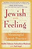 Schachter, Zalman: Jewish with Feeling: A Guide to Meaningful Jewish Practice