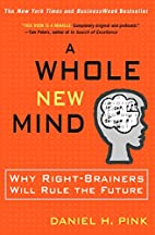 A Whole New Mind: Moving from the…