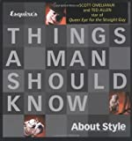 Allen, Ted: Esquire's Things a Man Should Know About Style