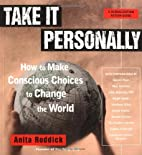 Take It Personally by Roddick Anita