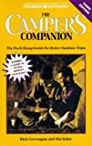 Greenspan, Rick: The Camper's Companion: The Pack-Along-Guide for Better Outdoor Trips