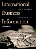 Halperin, Michael: International Business Information: How to Find It, How to Use It