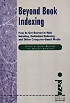 Beyond Book Indexing by Diane Brenner