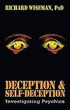 Deception & Self-Deception: Investigating…