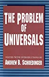 Schoedinger, Andrew B.: The Problem of Universals