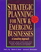 Strategic Planning for New & Emerging…