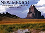 Marcia Keegan: New Mexico Poscard Book: 30 Postcards