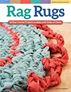 Rag rugs : 16 easy crochet projects to make…