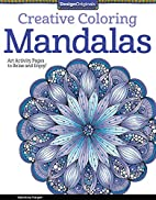 Creative Coloring Mandalas: Art Activity…