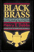 Black Brass: Black Generals and Admirals in…