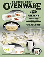 Florences' ovenware from the 1920s to the…