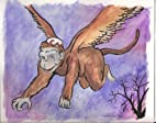 The winged monkeys of Oz by Dennis Anfuso