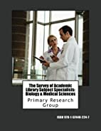 The survey of academic library subject…