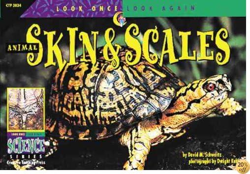 Look Once, Look Again: Skin & Scales (Look Once, Look Again: Science)
