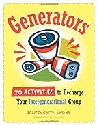 Generators: 20 Activities to Recharge Your…