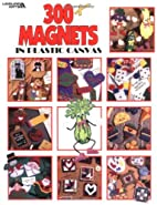 300+ Magnets in Plastic Canvas Leisure Arts…