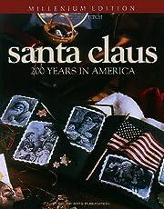 Santa Claus An American Treasure in Counted…