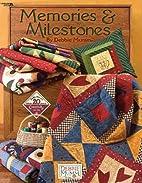 Memories & Milestones Leisure Arts #4493 by…