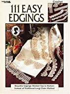 111 Easy Edgings by Terry Kimbrough