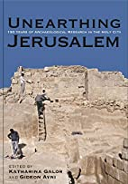 Unearthing Jerusalem: 150 Years of…