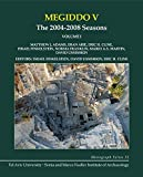 Finkelstein, Israel: Megiddo V (3 volume set) The 2004-2008 Seasons